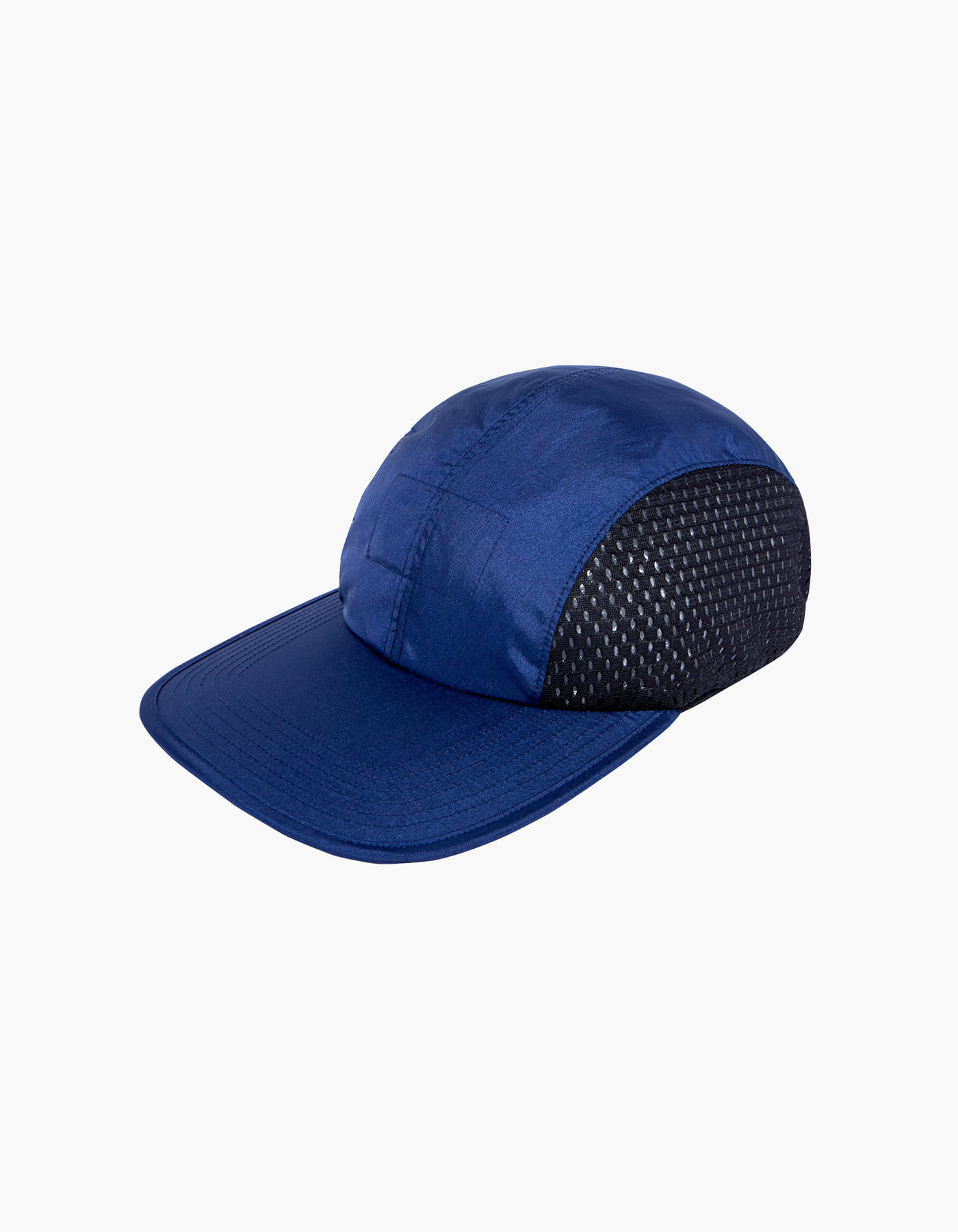 NYLON AURORA WASHER CAP II / NAVY