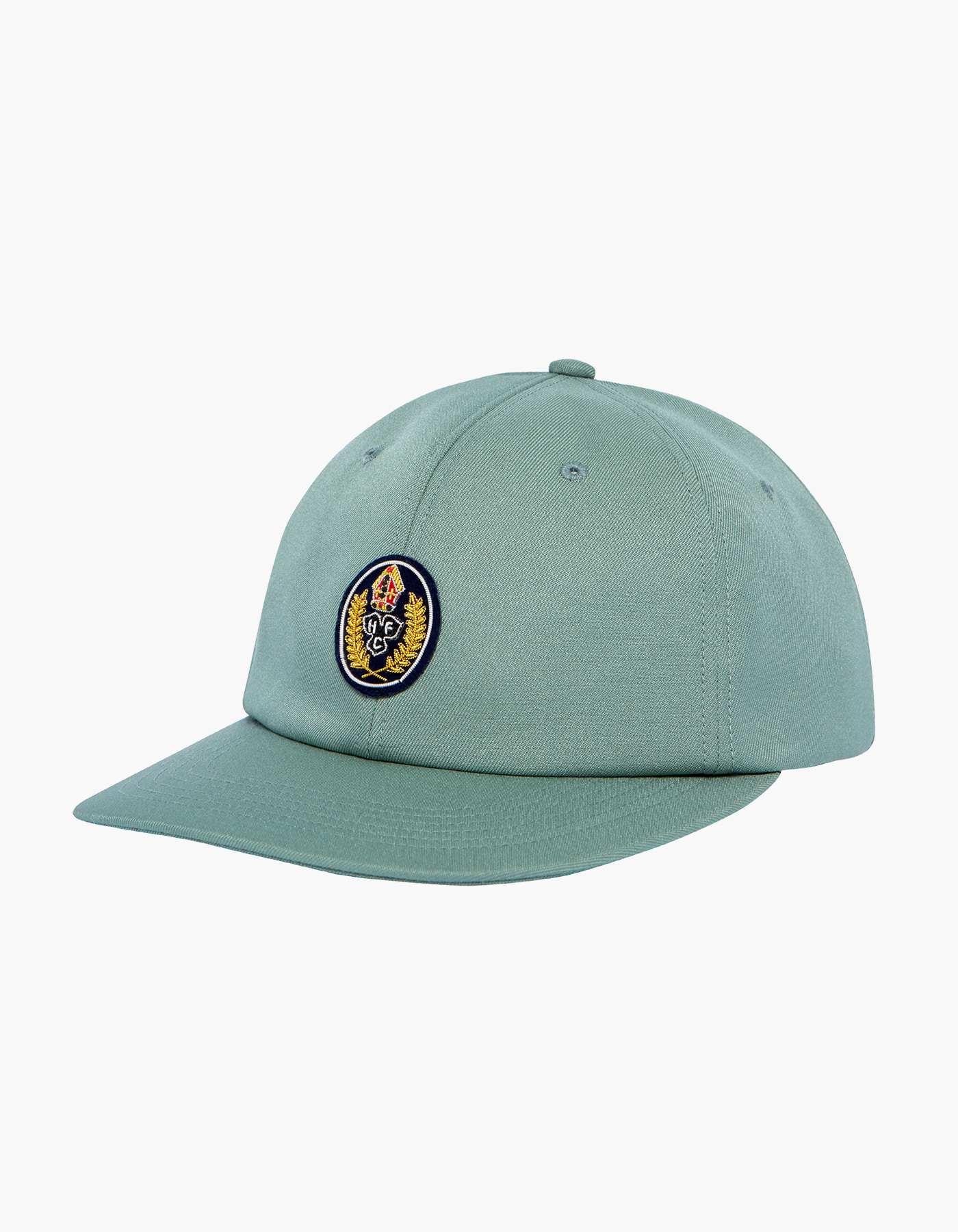 HFC CREST 6 PANELS CAP / GREEN