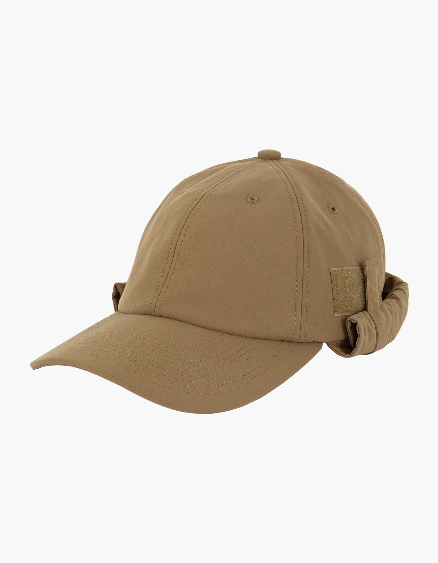 6 PANEL FLY FISHING CAP / KHAKI