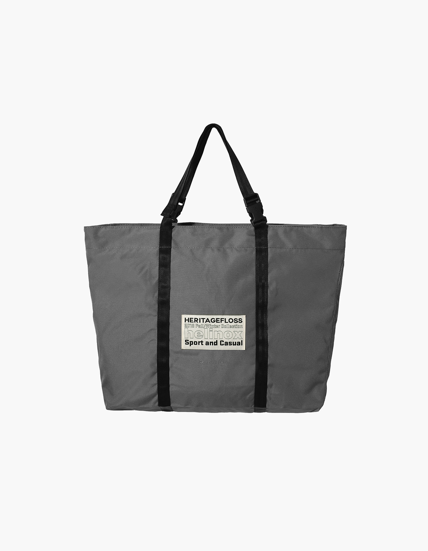 HELINOX X HERITAGEFLOSS TOTE BAG / FOLIAGE GREEN