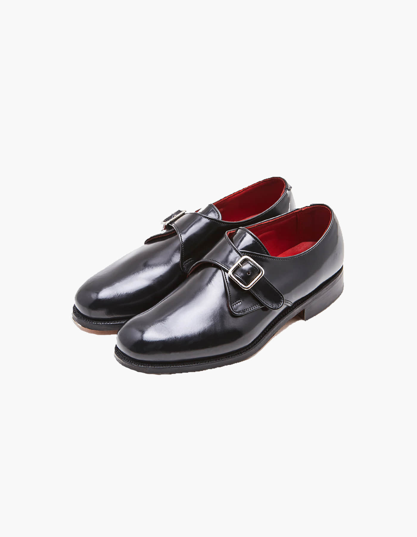 TRICKER'S X HERITAGEFLOSS MAYFAIR (W) / BLACK