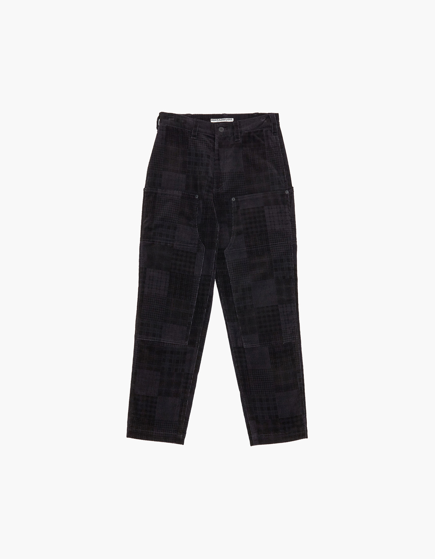 CORDUROY WORK PANTS / GREY
