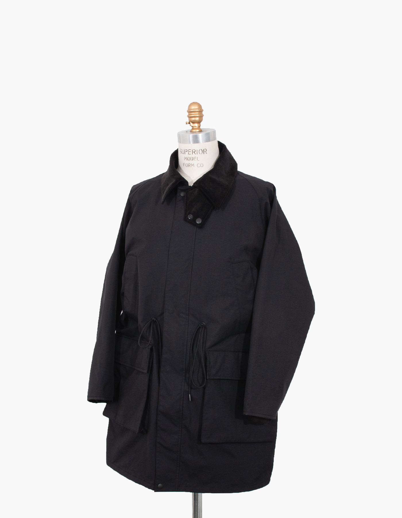 FIELD JACKET / BLACK