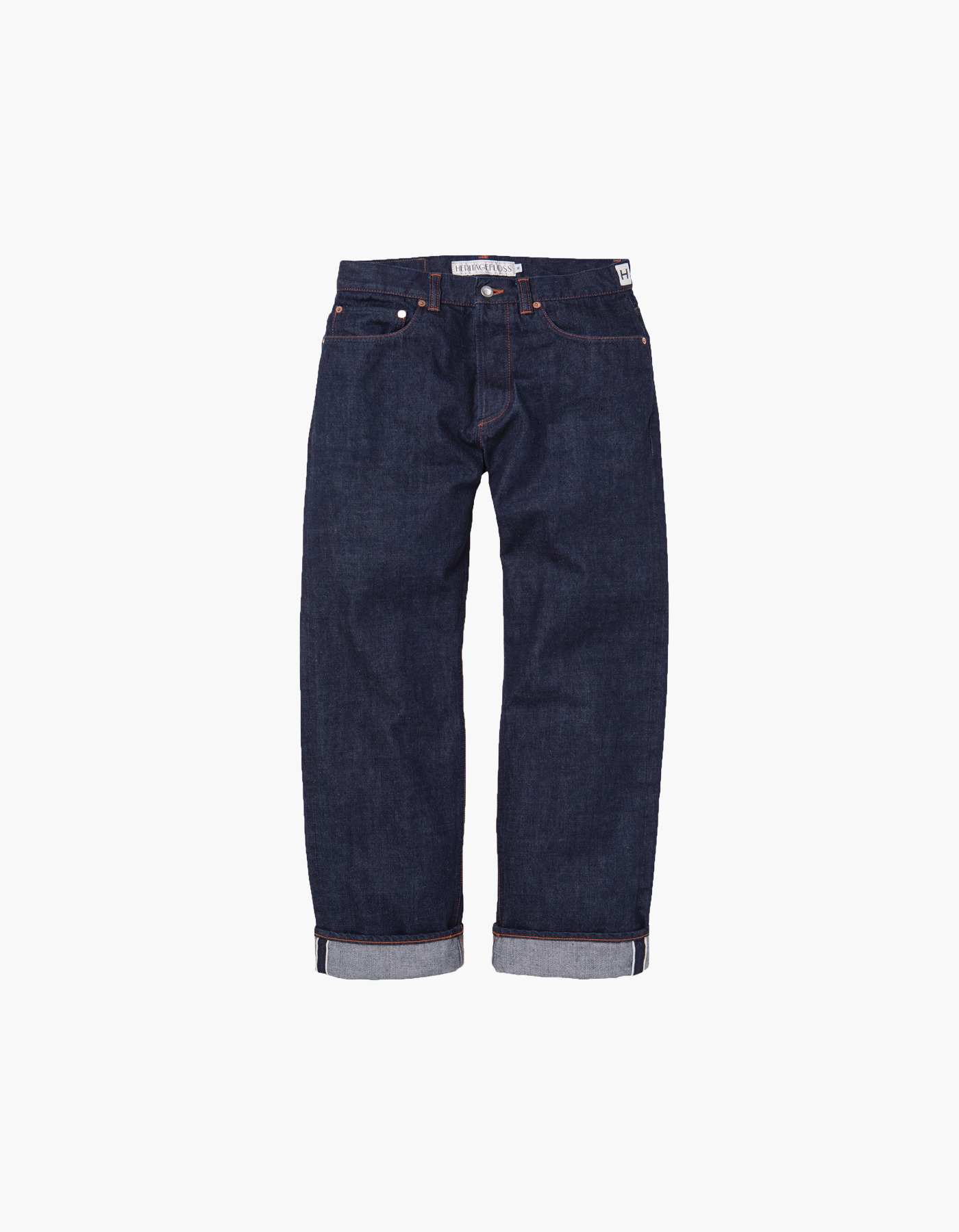 13OZ OKA SELVEDGE PANTS / INDIGO